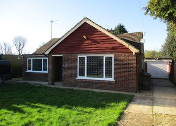 Thumbnail 2 bed bungalow to rent in Mill Road, West Walton, Wisbech