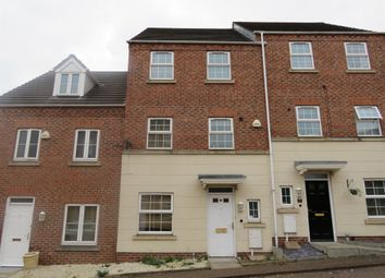 Thumbnail 5 bedroom terraced house for sale in Davies Way, Nottingham