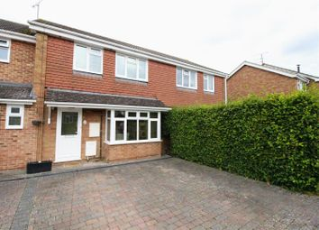 Thumbnail 3 bed terraced house for sale in Retingham Way, Stratton, Swindon