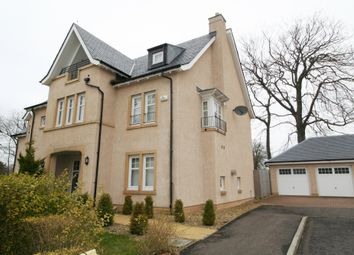 Thumbnail 5 bed detached house for sale in Curlew Court, Lenzie