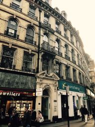 Thumbnail Office to let in 91-93 Buckingham Palace Road, London
