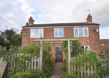 Thumbnail 4 bed detached house for sale in Scotterfield Farmhouse, Kirton Road, Scotter, Gainsborough