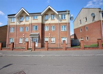 Thumbnail 3 bedroom flat for sale in 123 Wulfric Road, Sheffield
