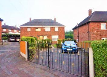 Thumbnail 3 bed semi-detached house for sale in Burnett Place, Stoke-On-Trent
