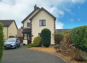 Thumbnail 3 bed detached house for sale in Uwch Y Nant, Mynydd Isa, Mold, Flintshire