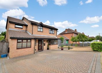 Thumbnail 4 bedroom detached house for sale in Cantle Avenue, Downs Barn, Milton Keynes