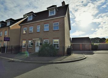 Thumbnail 5 bed detached house for sale in Rustic Close, Braintree