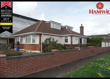 Thumbnail 4 bed detached bungalow for sale in Milverton Road, Southampton