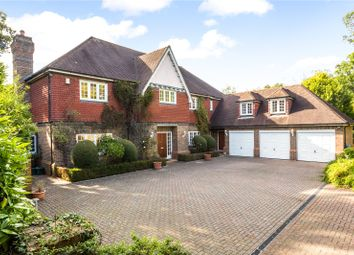 5 bed detached house for sale in Percival Close, Oxshott, Leatherhead, Surrey KT22