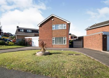 Thumbnail 4 bed detached house for sale in Hopkins Drive, West Bromwich