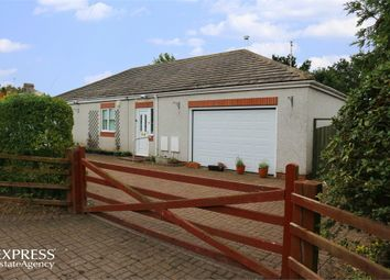 Thumbnail 2 bed detached bungalow for sale in Mile Road, Widdrington, Morpeth, Northumberland