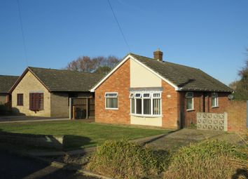 Thumbnail 3 bed detached bungalow for sale in Birchfield Gardens, Mulbarton, Norwich
