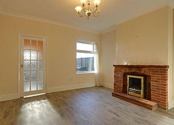 Thumbnail 3 bed end terrace house to rent in Williamthorpe Road, North Wingfield, Chesterfield, Derbyshire