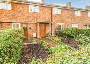 Lindencroft, Letchworth Garden City SG6. 3 bed terraced house for sale
