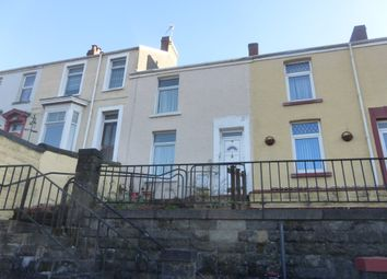 Thumbnail 2 bedroom terraced house for sale in Foxhole Road, St. Thomas, Swansea