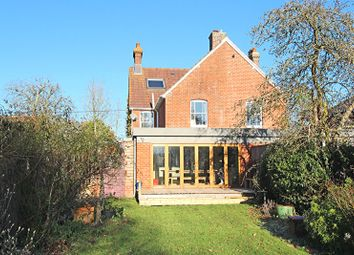 Thumbnail 4 bed semi-detached house for sale in Balmer Lawn Road, Brockenhurst