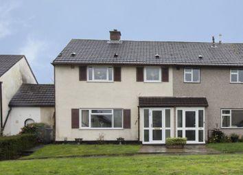 Thumbnail 3 bed semi-detached house for sale in Tynewydd Avenue, Pontnewydd, Cwmbran