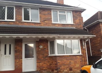 Thumbnail 1 bed semi-detached house to rent in Monsal Road, Great Bare