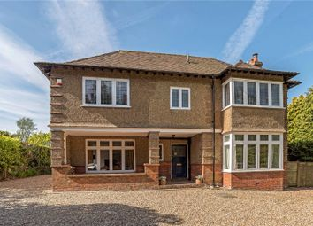 Thumbnail 4 bed detached house for sale in Churt Road, Hindhead, Surrey