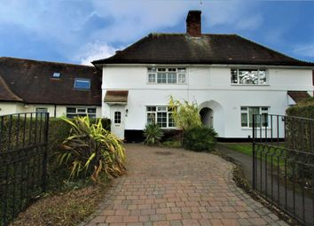 Thumbnail 3 bed terraced house for sale in Farndon Green, Wollaton, Nottingham