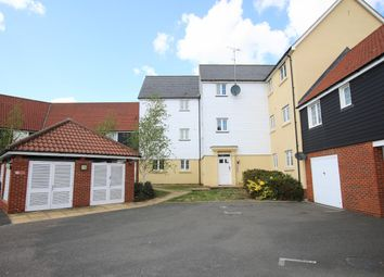 Thumbnail 2 bed flat for sale in Saines Road, Flitch Green, Dunmow, Essex