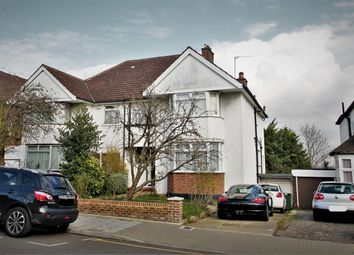 Thumbnail 4 bed semi-detached house for sale in Elmwood Avenue, Harrow, Middlesex
