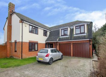 6 bed detached house for sale in Warwick Place, Pilgrims Hatch, Brentwood CM14