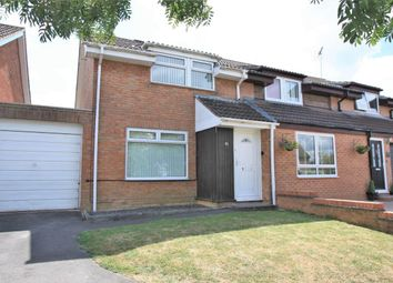 Thumbnail 3 bed semi-detached house for sale in The Dormers, Highworth