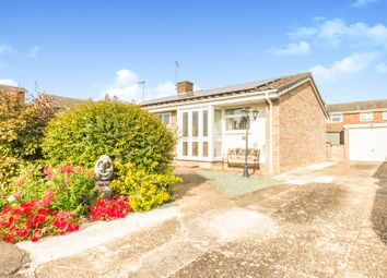 Thumbnail 2 bed detached bungalow for sale in Carlton Rise, Melbourn, Royston