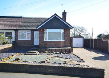 Thumbnail 2 bed semi-detached bungalow to rent in Portland Drive, Forsbrook