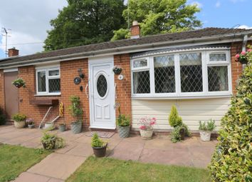 Thumbnail 1 bed bungalow for sale in Boothen Green, Stoke On Trent