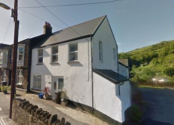 Thumbnail 4 bed town house to rent in Victoria Street, Combe Martin, Ilfracombe