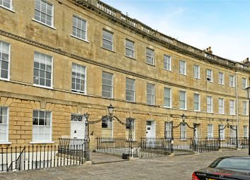 Thumbnail 2 bed flat for sale in Lansdown Crescent, Bath