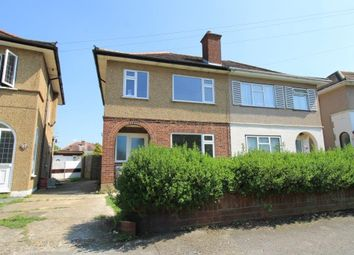 Thumbnail 3 bed semi-detached house to rent in Adelphi Crescent, Hayes