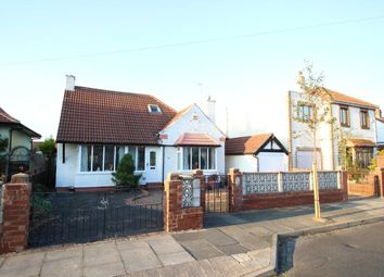 Thumbnail 4 bed bungalow for sale in Grange Park, West Monkseaton, Whitley Bay