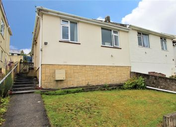 Thumbnail 2 bed semi-detached bungalow for sale in Colley Crescent, Paignton