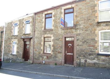 3 bed terraced house for sale in Morfydd Street, Morriston, Swansea SA6
