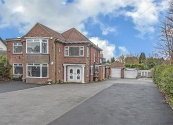 Thumbnail 4 bed detached house for sale in Harrogate Road, Alwoodley, Leeds