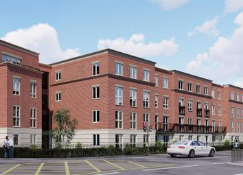 Thumbnail 2 bed flat for sale in Lewis Carroll Lodge, St. Margaret's Road, Cheltenham