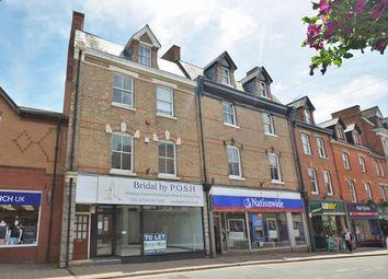 Thumbnail 4 bed maisonette for sale in Bampton Street, Tiverton