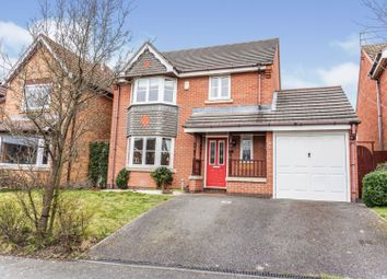 Brookfields Way, East Leake, Loughborough LE12. 4 bed detached house for sale
