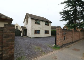 Thumbnail 4 bed detached house for sale in Bank End Road, Blaxton, Doncaster, South Yorkshire