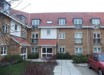 Thumbnail 2 bedroom flat to rent in Lime Kiln Close, West Town, Peterborough