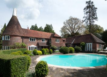 Thumbnail 4 bed detached house for sale in Snatts Road, Uckfield, East Sussex