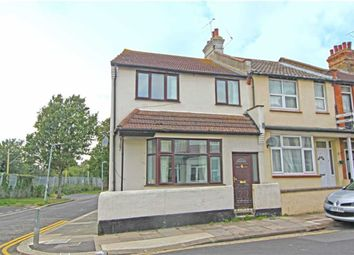 Thumbnail 2 bedroom end terrace house for sale in Dalmatia Road, Southend On Sea, Essex