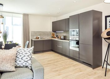 "Thumbnail 1 bed flat for sale in ""Blue House"" at Station Parade, Green Street, London"