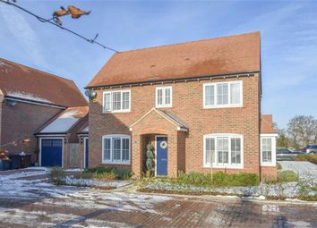 Thumbnail 4 bed detached house for sale in Brocket Meadows, Ware, Hertfordshire