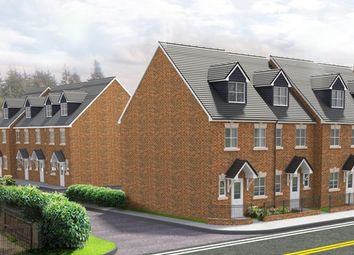 Thumbnail 3 bedroom town house for sale in Riverside Court, Langley Mill, Nottingham