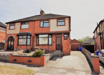 Thumbnail 3 bed semi-detached house for sale in Stross Avenue, Little Chell Stoke-On-Trent