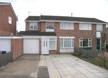 Thumbnail 4 bed semi-detached house for sale in Chatsworth Avenue, Selston, Nottingham